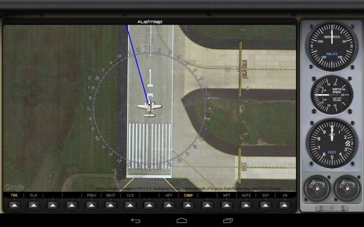 Flightmap Android Google Map Tracking Gps Like For Flight