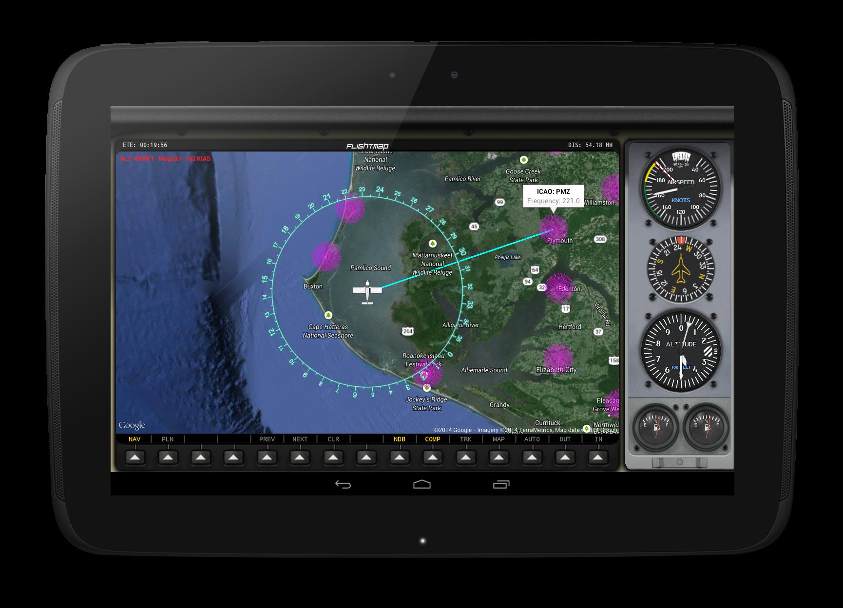 Flightmap Vine Ripe Software